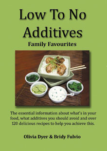 Low to No Additives book